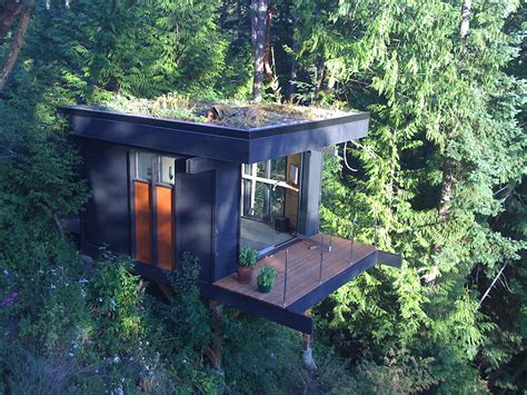 tiny house  quiet home office  beautiful view digsdigs