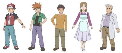 character art-pokemon-the-origin