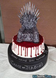 288 Best Game of Thrones Cakes images in 2018   Game of