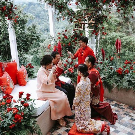 Inside Faliq Nasimuddin and Chryseis Tan's Private Wedding