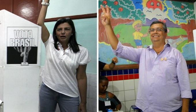 POLÍTICA - Após oito anos, Roseana e Dino voltarão a se enfrentar nas urnas