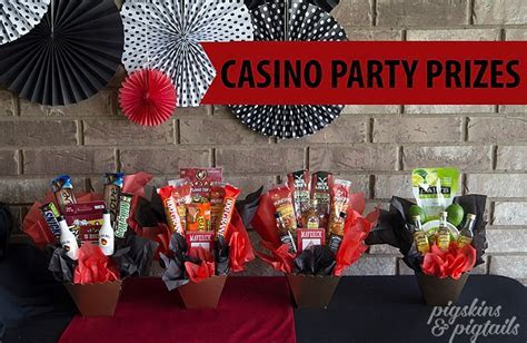 Casino Couples Shower   Pigskins & Pigtails