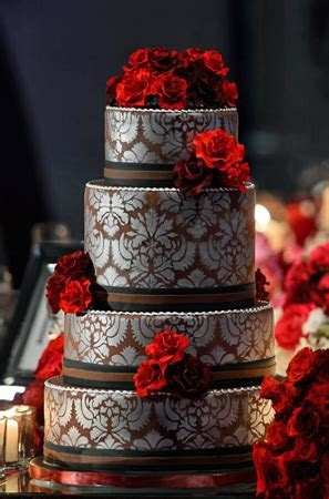 ike wedding cakes 1