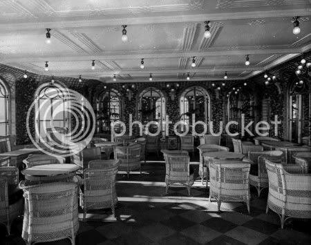 Titanic's Cafe Parisian
