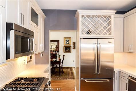 small townhouse kitchen traditional kitchen