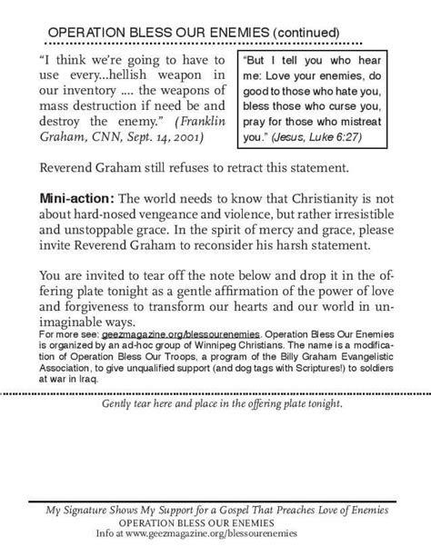 God's love trumps politics and policies: Franklin Graham