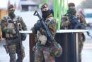 Nouvelles arrestations dans une Belgique toujours en alerte maximale