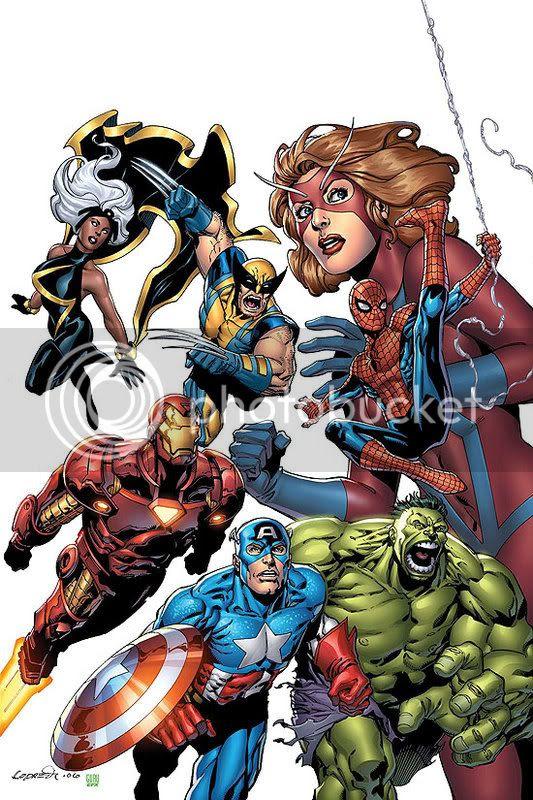 Geração Marvel