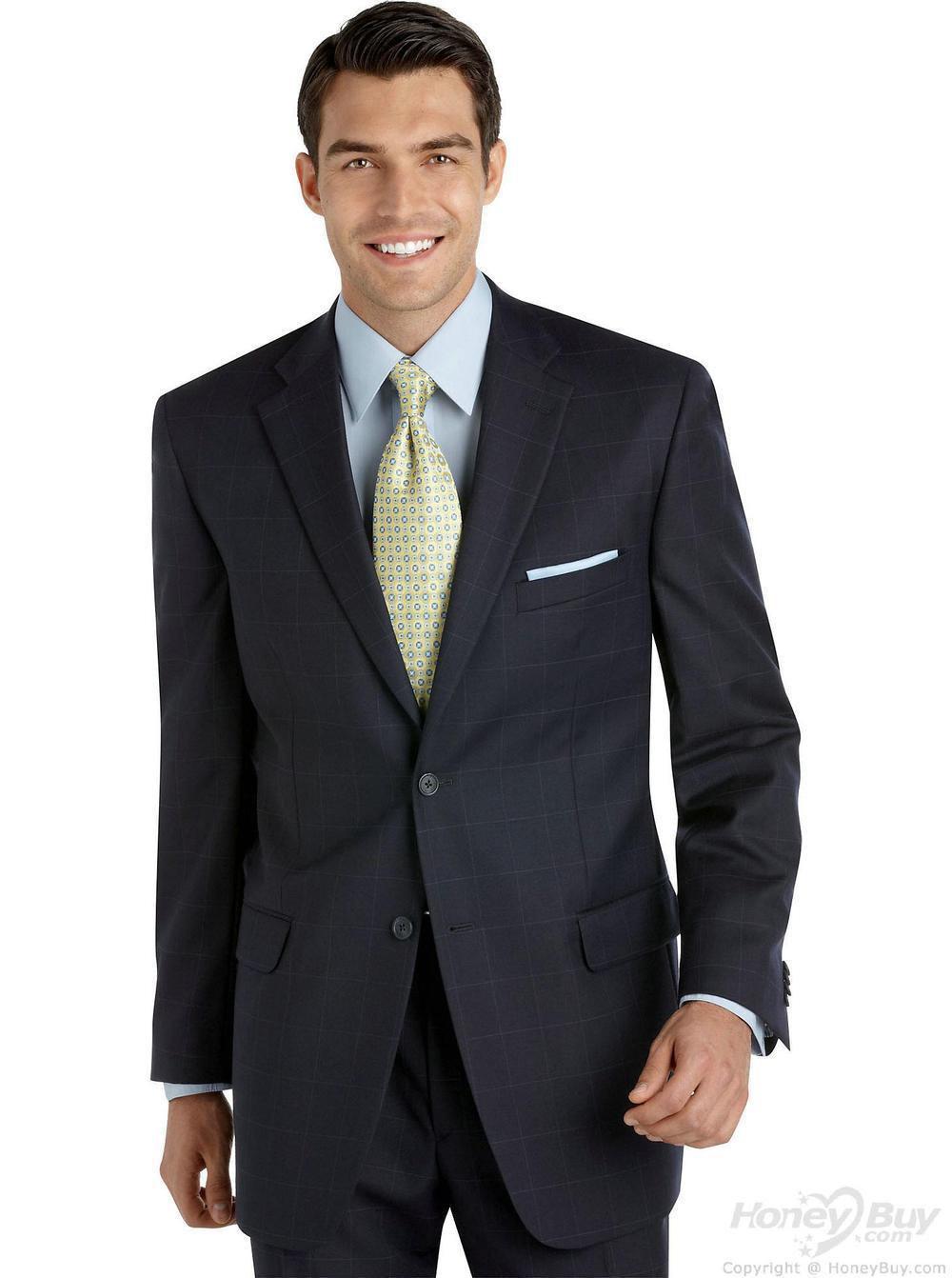 Popular Navy Blue Suit Wedding-Buy Cheap Navy Blue Suit ...