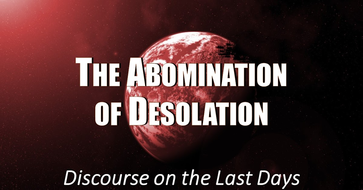 What is an abomination? | United Church of God