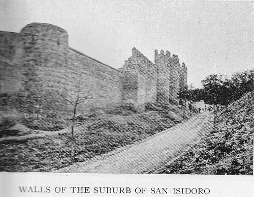 Torres de la Reina a finales del siglo XIX