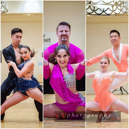 SVPhotography.ca: Blog &emdash; 2014 CSBC - Thurs - Team Bachata Dance Competition.
