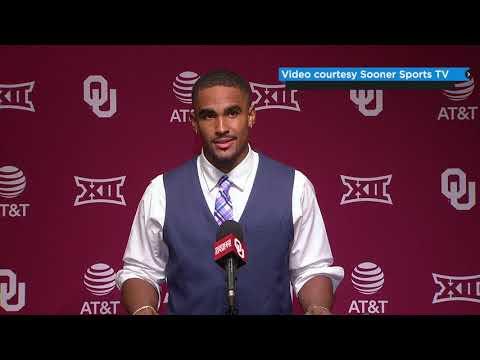 QB Jalen Hurts Press Conference Following Houston Win