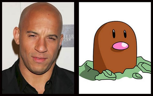 celebrities that look like pokemon 04 in Celebrities and Pokemons Similarity