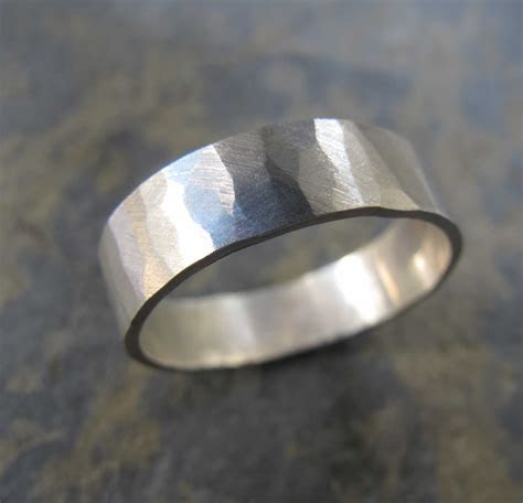 Men's handmade wedding band rings   London   London's