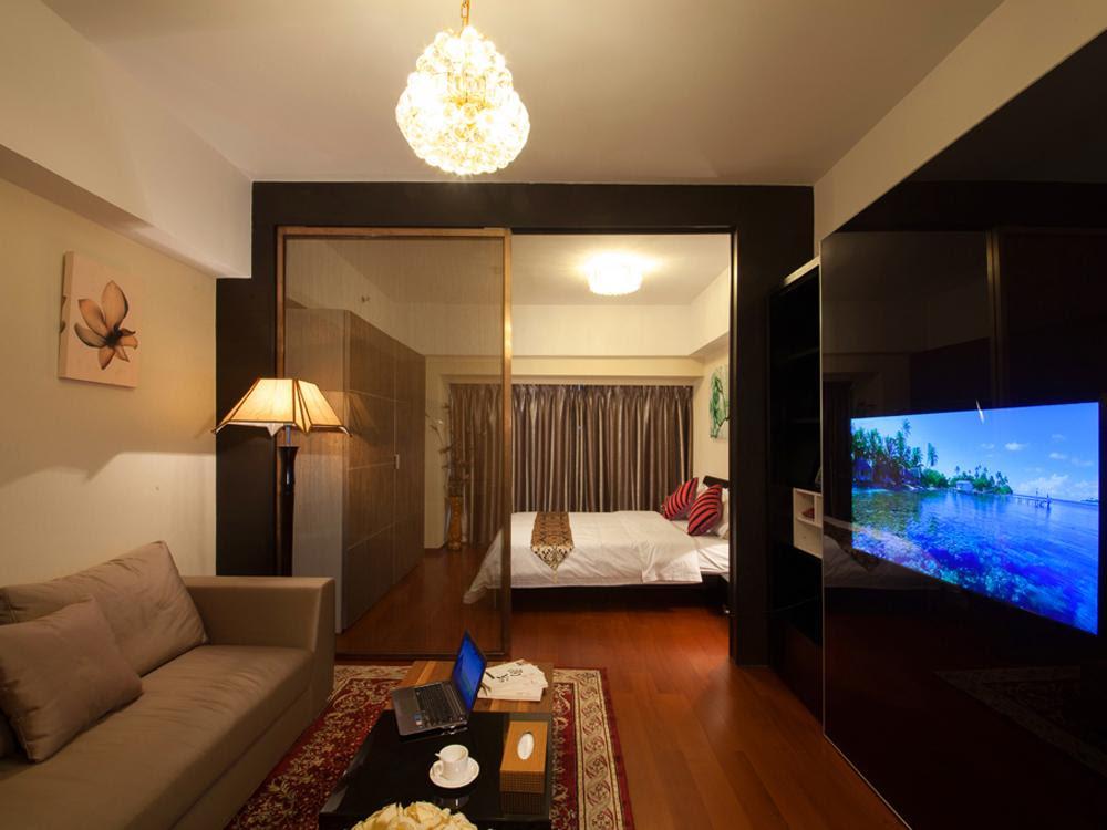 Discount Pazhou Linjiang Shangpin Hotel Apartment