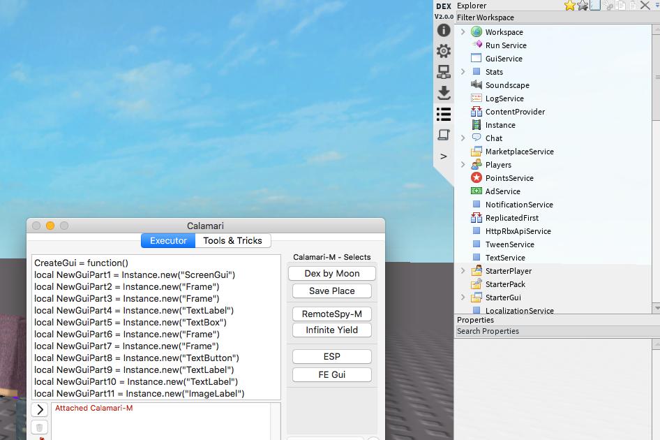 Calamari Roblox Exploit Roblox Generator Website