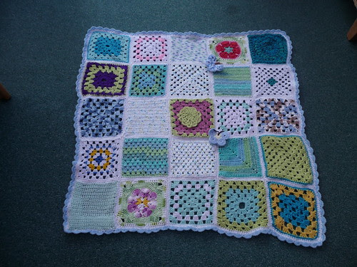 Thanks to the Ladies that have contributed Squares for this Challenge.