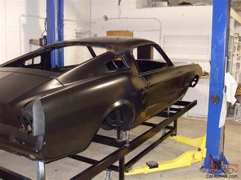 ford mustang shelby fastback body shells