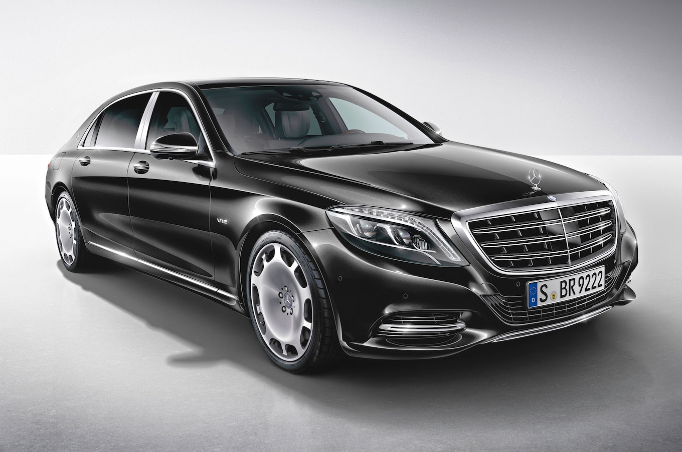 2016 MercedesMaybach S600 First Look  Motor Trend