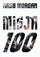 Okładka książki Misja 100