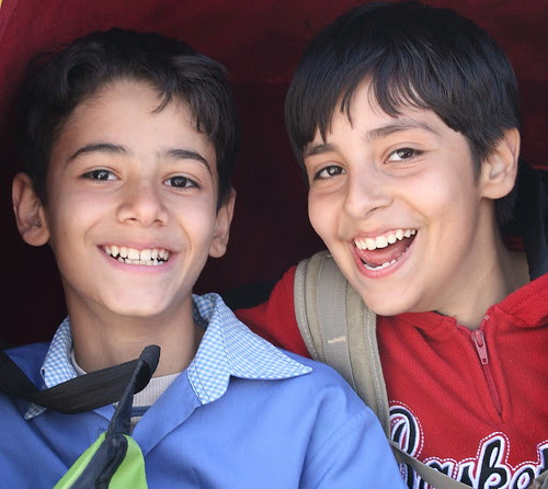 cute boys from Isfahan