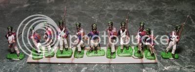More plastic Napoleonics