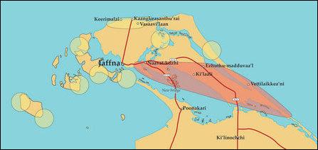 Sinhala colonisation in Jaffna