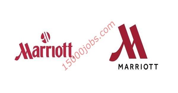 وظائف شاغرة للعمل في فنادق ماريوت الامارات