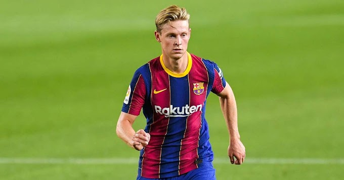 Bayern Munich  interested in De Jong and Barcelona ready to listen to offer