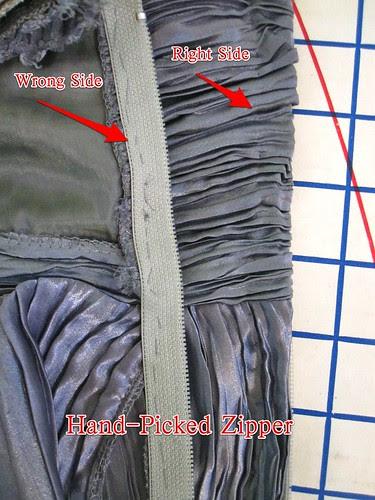 Hand-Picked Zipper