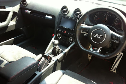 Audi A3 8p Custom Interior