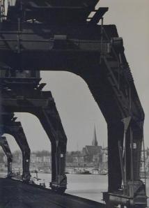 Ruhrlandschaften, Hafenabstraktion 1928 (ca)
