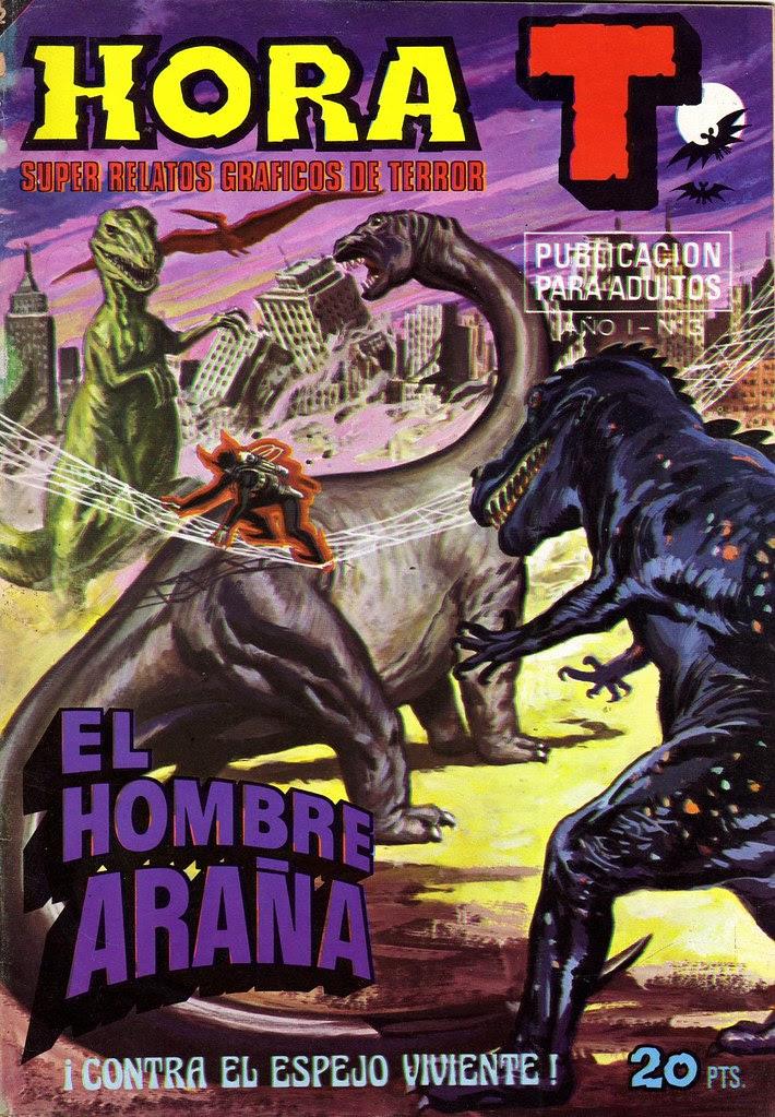 Antonio Bernal - Hora T (issue 3) 1975