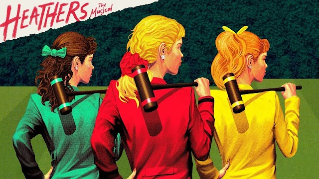 Meant to Be Yours Lyrics - Heathers: The Musical
