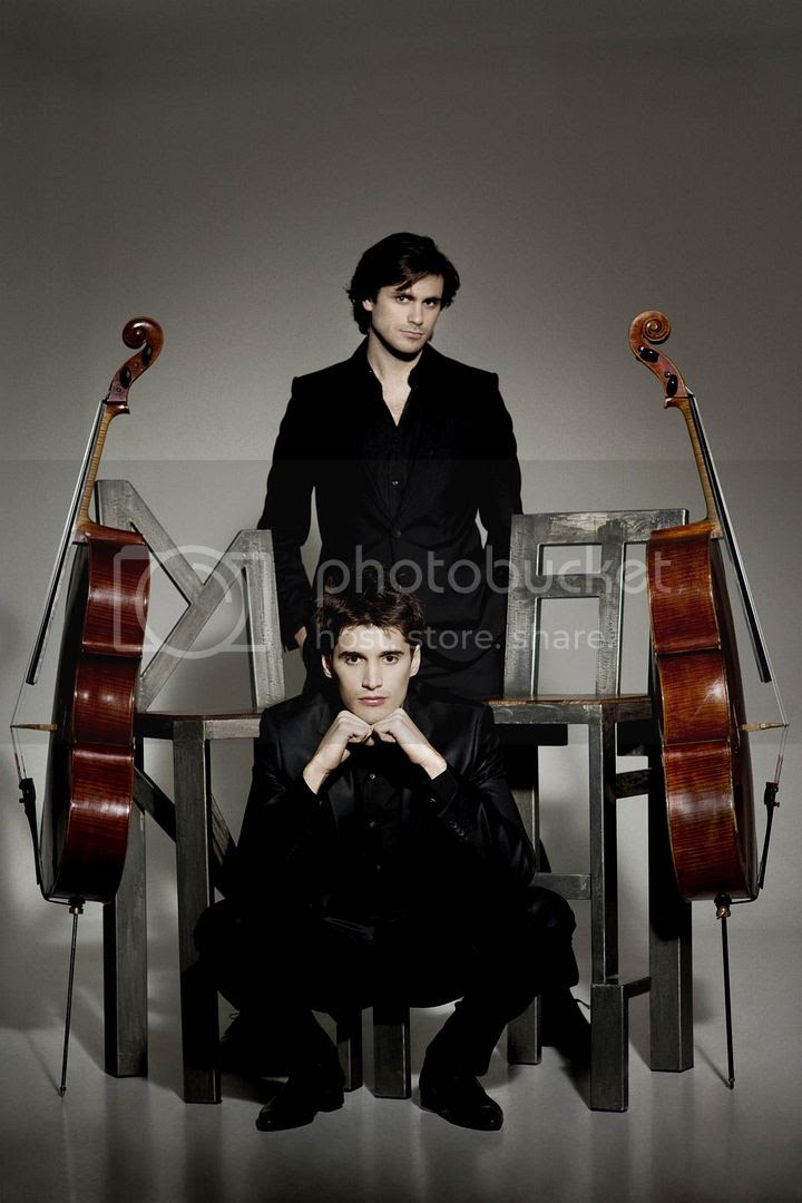 2Cellos, Luka Sulic and Stjepan Hauser
