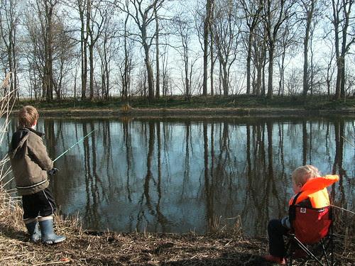 Visseizoen/ Fishing season