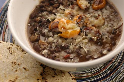 black bean goodness