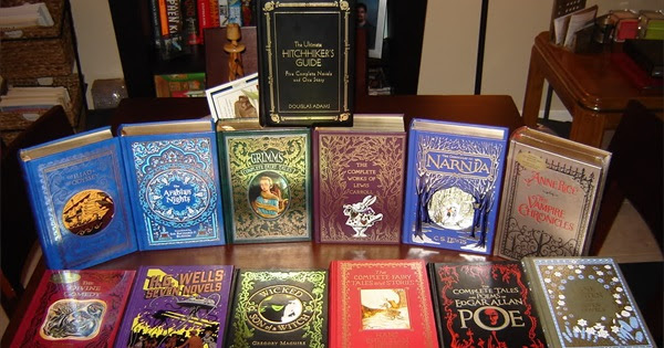 Books in the Barnes Noble Collectible Editions Series
