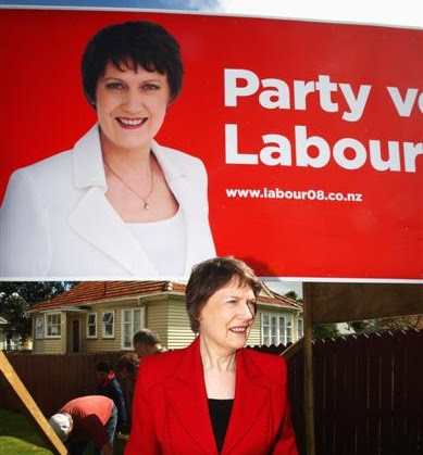 Image result for useless labour party 2007 nz