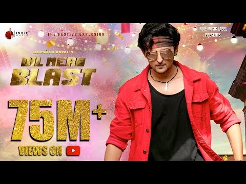 Darshan Raval - Dil Mera Blast | Official Music Video | Javed - Mohsin | Lijo G | Indie Music Label