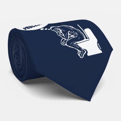 Thinking in process tie