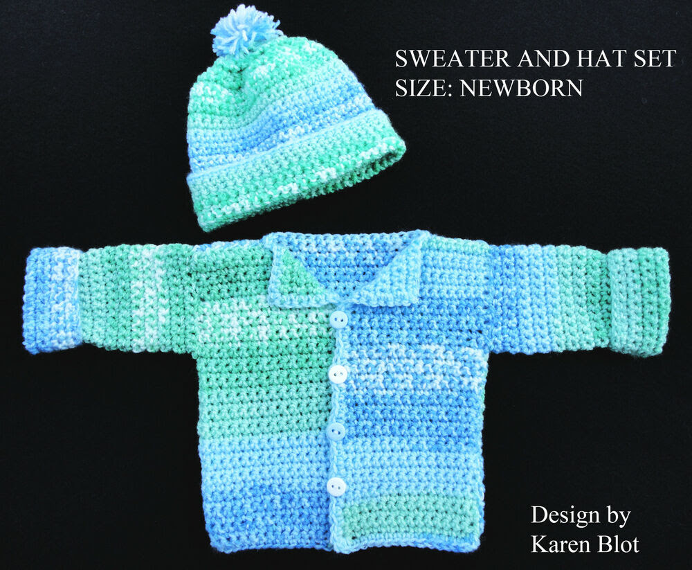 Albuquerque ruby line shipping vest free easy crochet pattern baby chadwicks