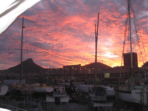 sunset boatyard