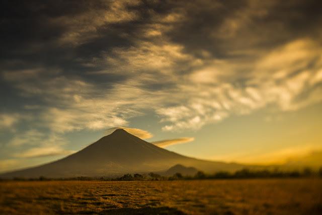 Volcan de Pacaya, Guatemala