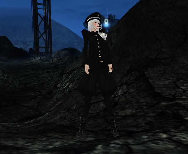 Black uniform I