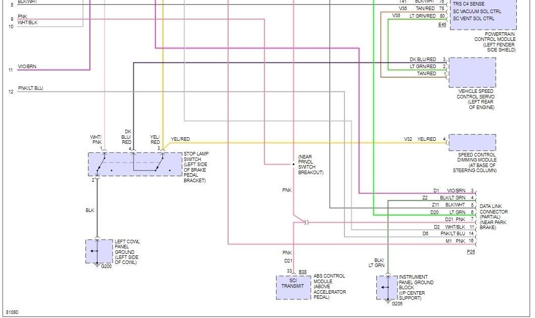 A604 Transmission Diagram