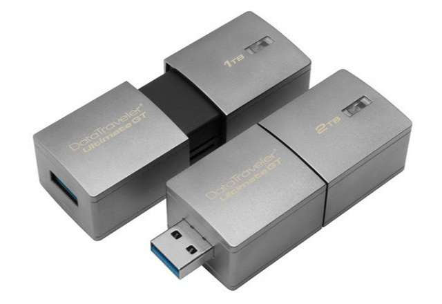 World's First 2TB Portable Flash Drive Announced at CES