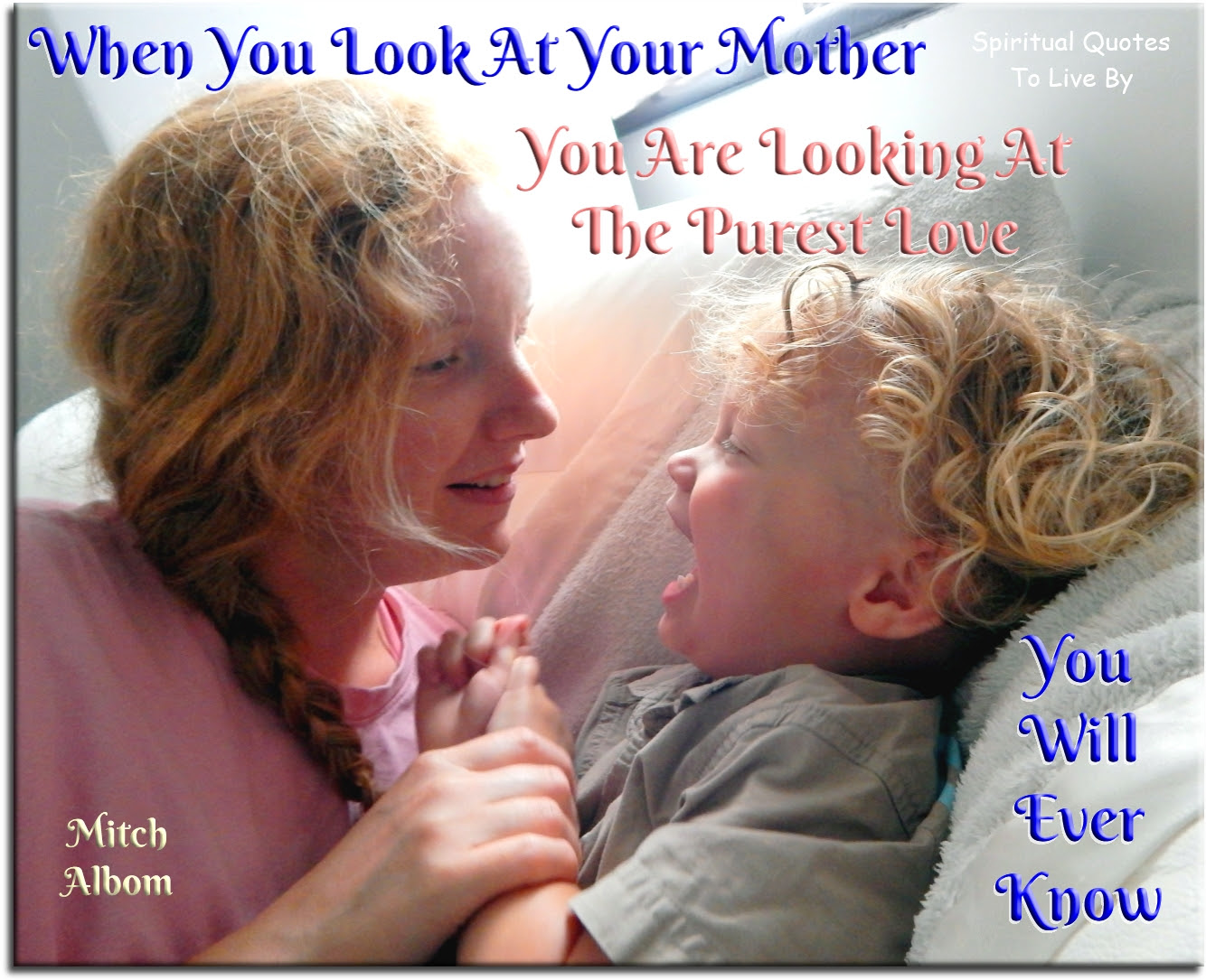 100 Positive Mother Quotes To Live By