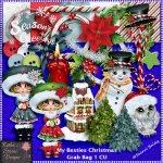 My Besties Christmas Grab Bag 1 - CU